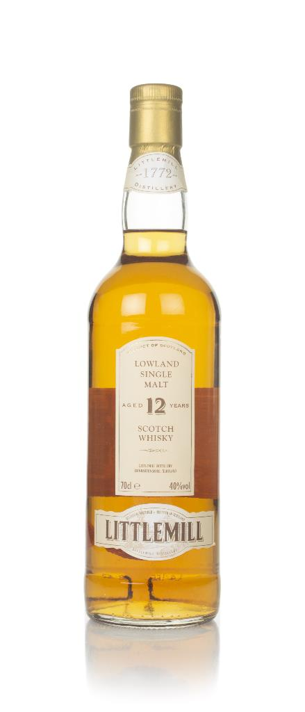 Littlemill 12 Year Old Single Malt Whisky