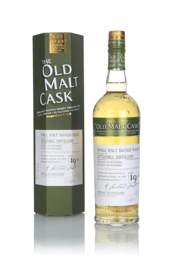 Littlemill 19 Year Old 1991 - Old Malt Cask (Douglas Laing) Single Malt Whisky