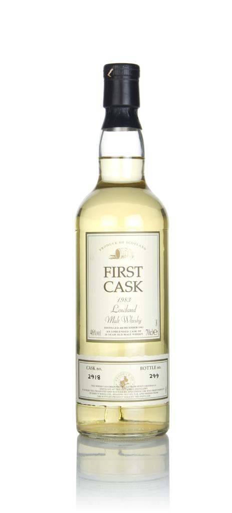 Littlemill 20 Year Old 1983 (cask 2918) - First Cask Single Malt Whisky