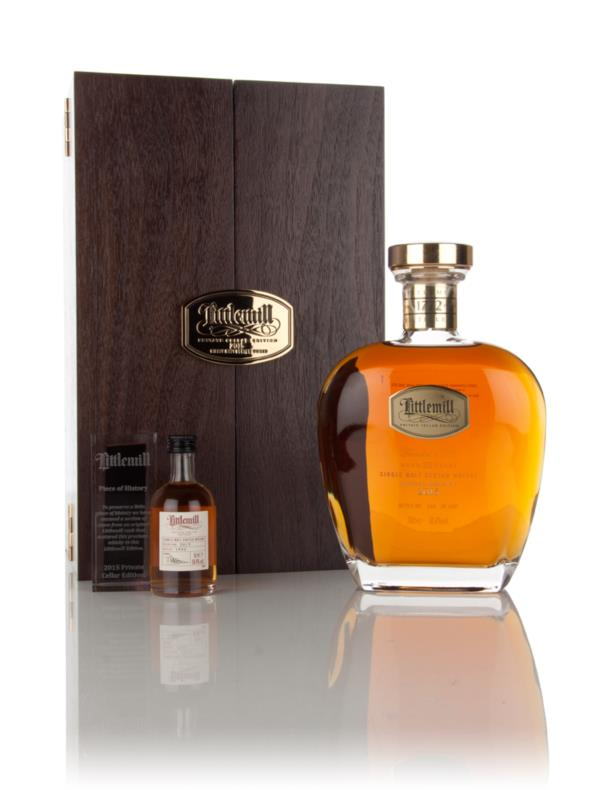 Littlemill 25 Year Old - Private Cellar Edition 2015 Single Malt Whisky