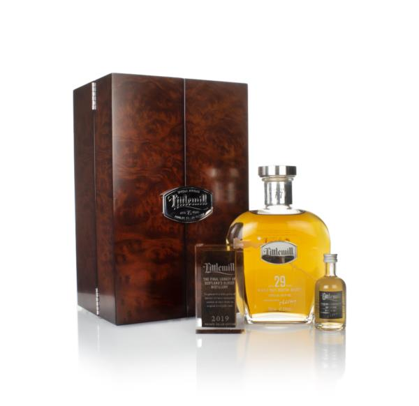 Littlemill 29 Year Old - Private Cellar Edition 2019 Single Malt Whisky