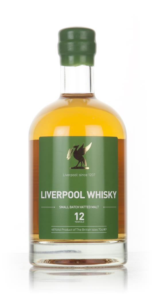 Liverpool Whisky 12 Year Old Blended Malt Whisky