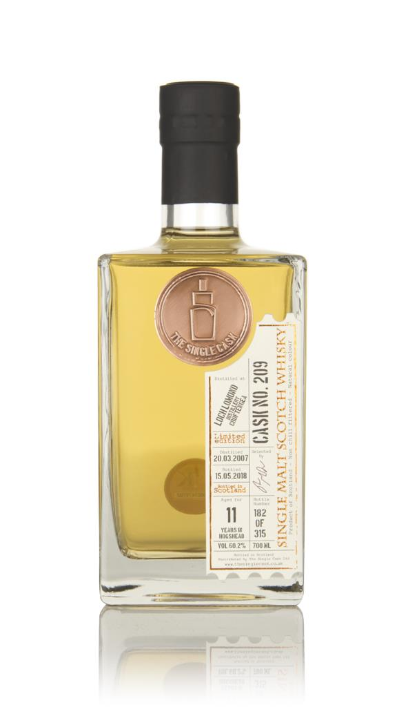 Croftengea 11 Year Old 2007 (cask 209) - The Single Cask Single Malt Whisky