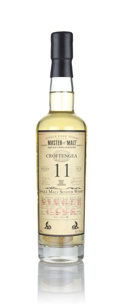 Croftengea 11 Year Old 2007 - Single Cask (Master of Malt) Single Malt Whisky