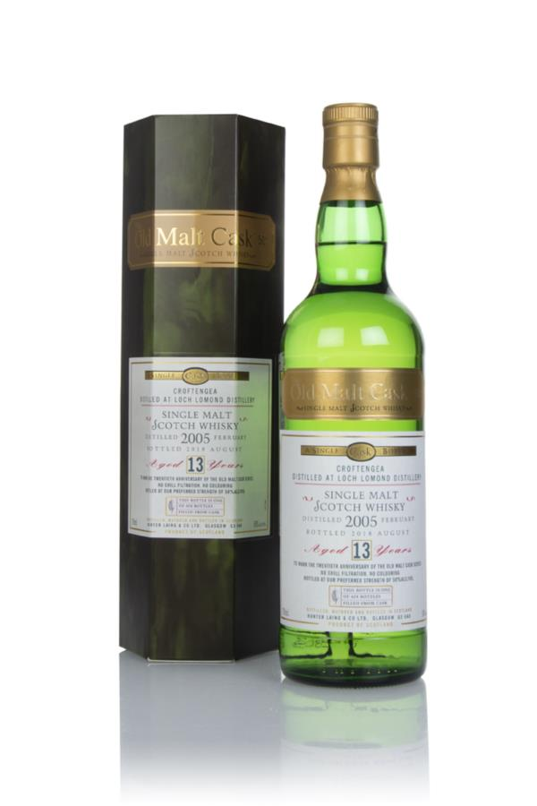 Croftengea 13 Year Old 2005 - Old Malt Cask (Hunter Laing) Single Malt Whisky