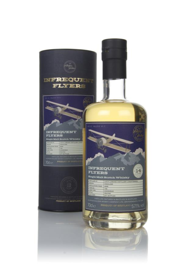 Croftengea 14 Year Old 2005 (cask 102) - Infrequent Flyers (Alistair W Single Malt Whisky