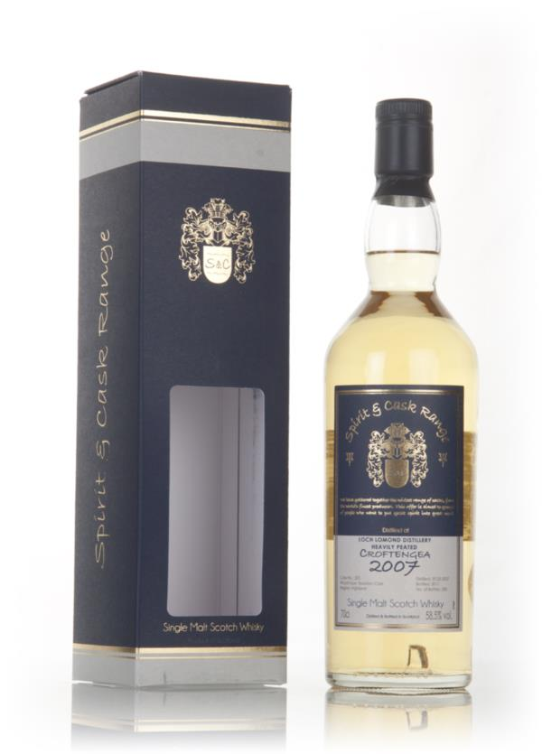 Croftengea 2007 (cask 203) - Spirit & Cask Range Single Malt Whisky