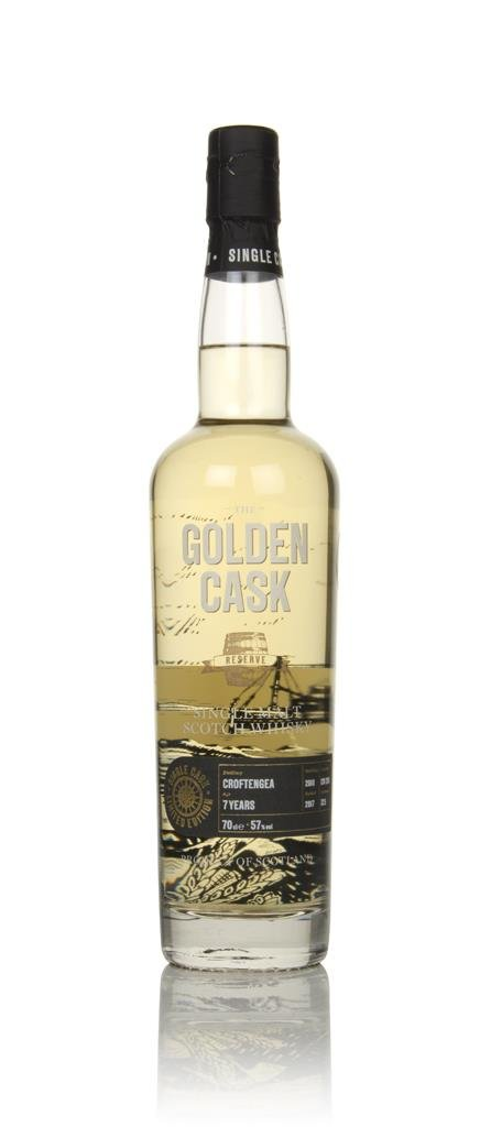 Croftengea 7 Year Old 2010 (cask CM236) - The Golden Cask (House of Ma Single Malt Whisky