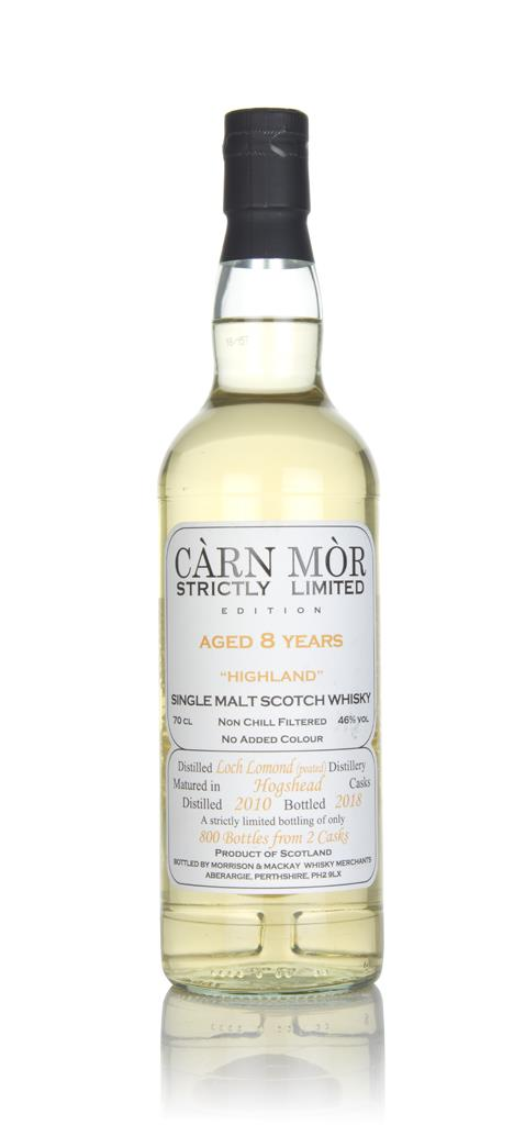 Croftengea 8 Year Old 2010 - Strictly Limited (Carn Mor) Single Malt Whisky