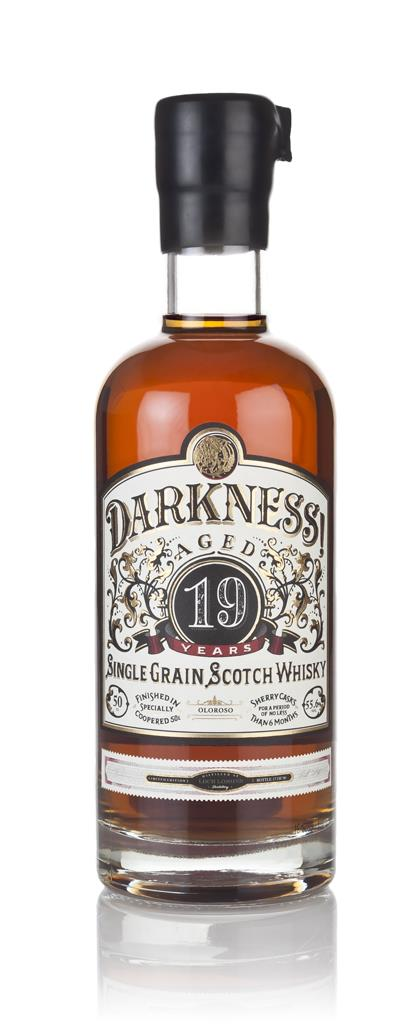Darkness! Loch Lomond 19 Year Old Oloroso Cask Finish 3cl Sample Grain Whisky