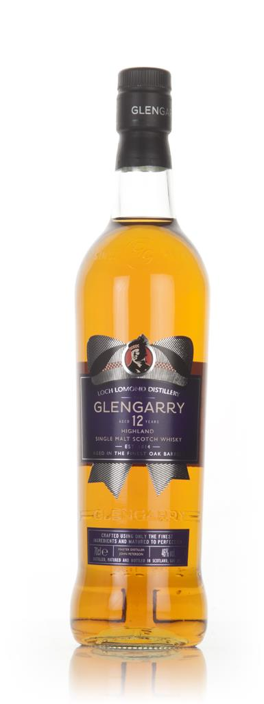 Glengarry 12 Year Old Single Malt Whisky