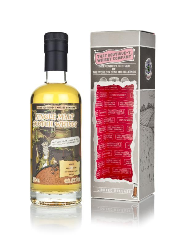 Inchfad 13 Year Old (That Boutique-y Whisky Company) Single Malt Whisky