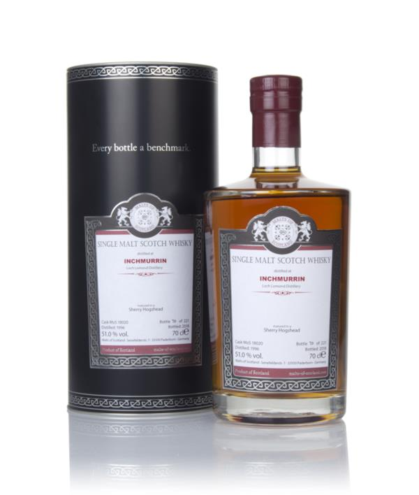 Inchmurrin 1996 (bottled 2018) - Malts of Scotland Single Malt Whisky