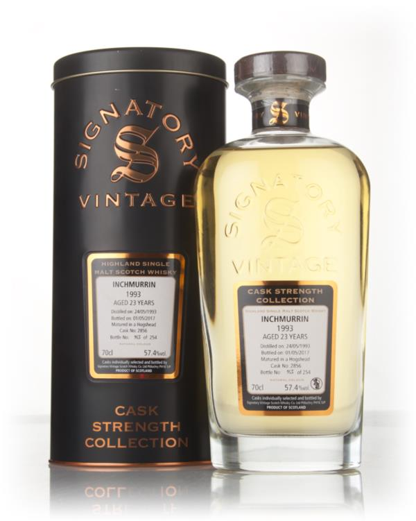 Inchmurrin 23 Year Old 1993 (cask 2856) - Cask Strength Collection (Si Single Malt Whisky