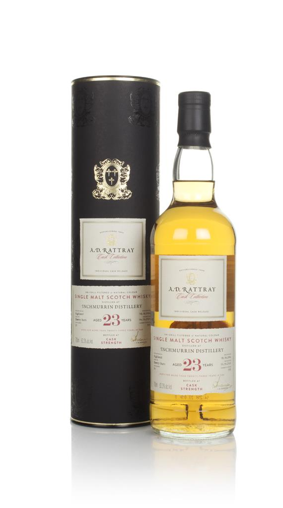 Inchmurrin 23 Year Old 1996 (cask 29) - Cask Collection (A.D. Rattray) Single Malt Whisky
