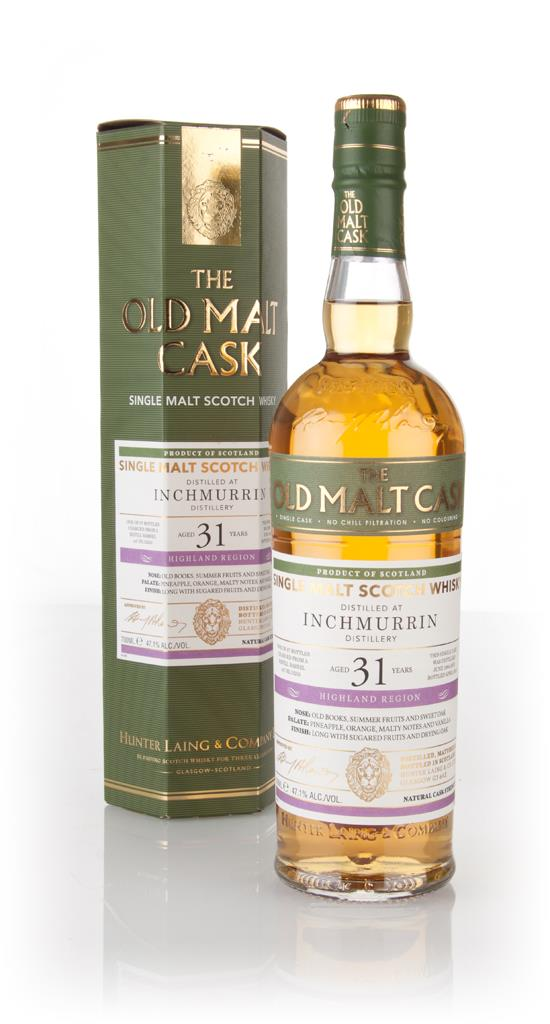 Inchmurrin 31 Year Old 1984 (cask 12255) - Old Malt Cask (Hunter Laing Single Malt Whisky 3cl Sample