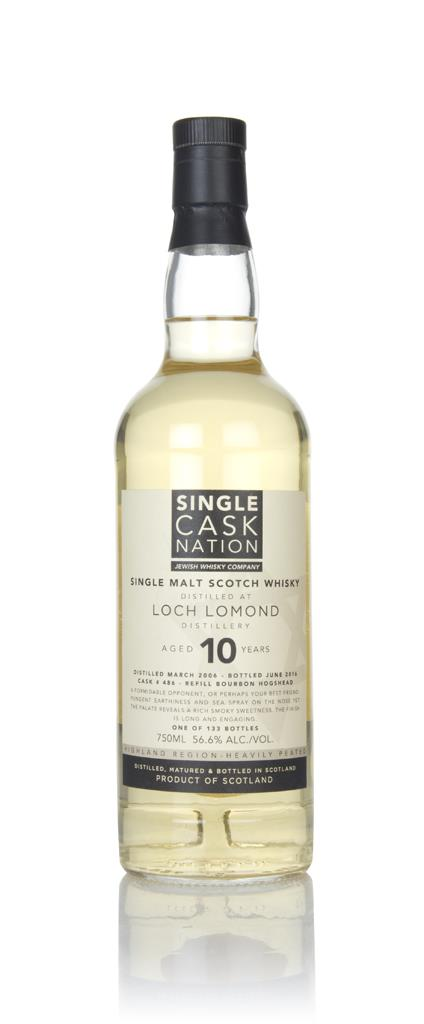 Loch Lomond 10 Year Old 2006 (Single Cask Nation) Single Malt Whisky