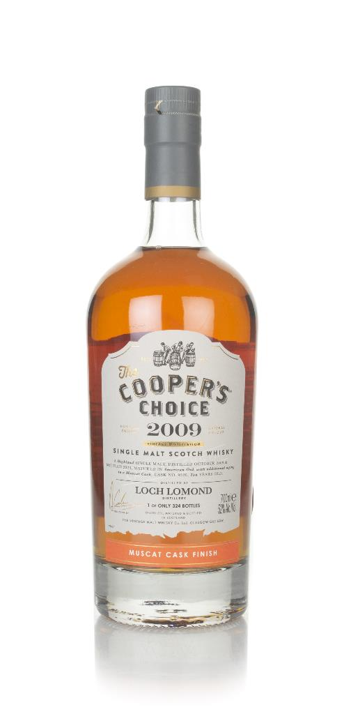 Loch Lomond 10 Year Old 2009 (cask 9526) - The Cooper's Choice (The Vi Single Malt Whisky