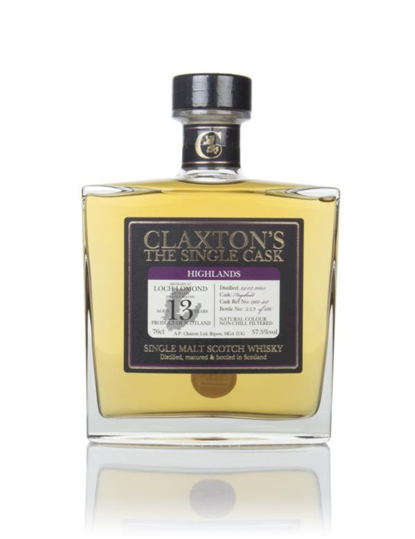 Loch Lomond 13 Year Old 2005 - Claxtons Single Malt Whisky