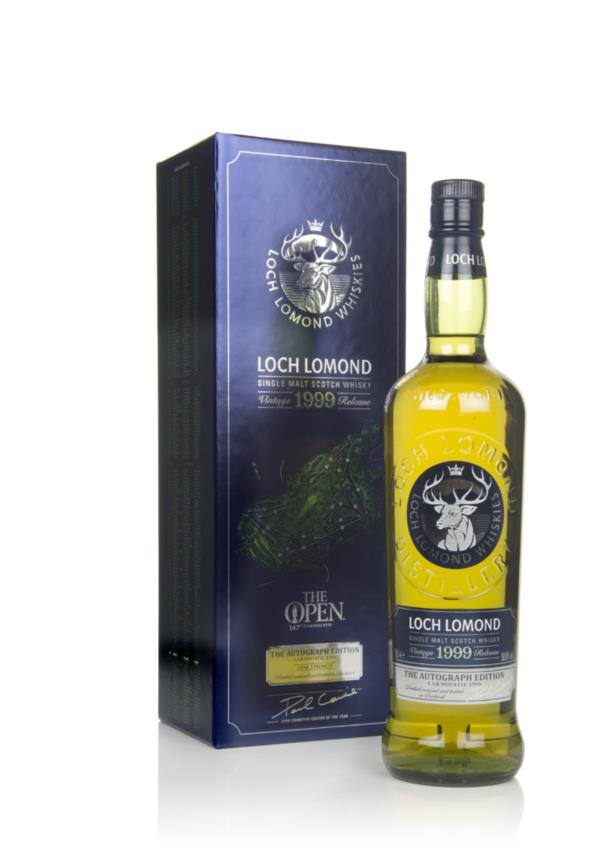 Loch Lomond 1999 Paul Lawrie Autograph Edition Single Malt Whisky