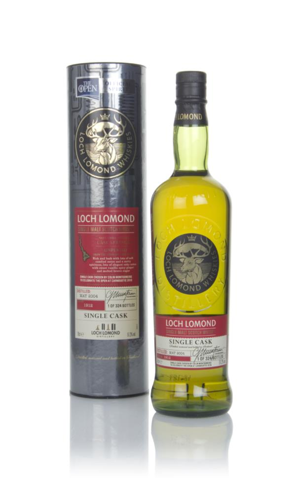 Loch Lomond Single Cask (cask 1912) Single Malt Whisky