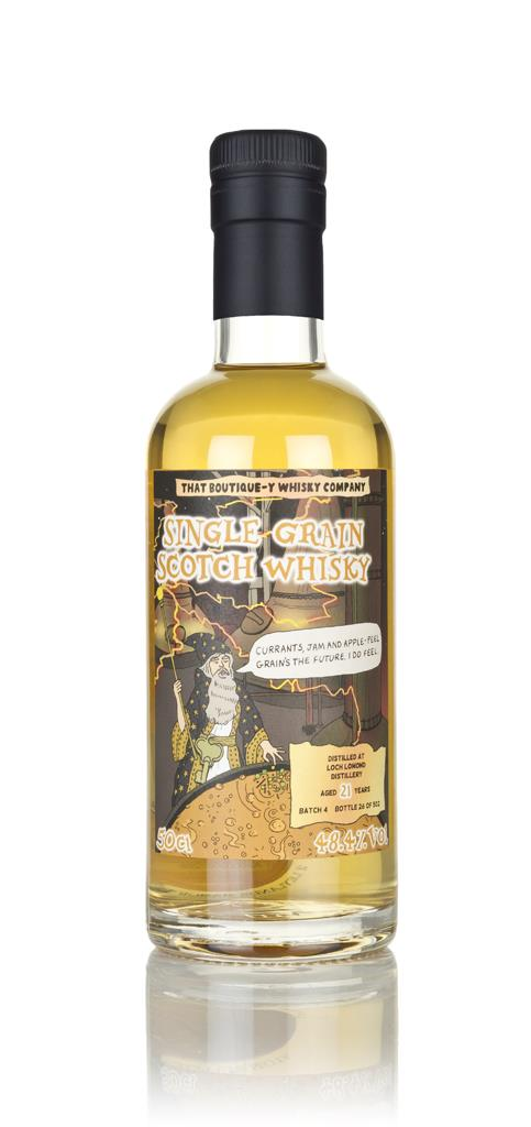 Loch Lomond 21 Year Old (That Boutique-y Whisky Company) Grain Whisky