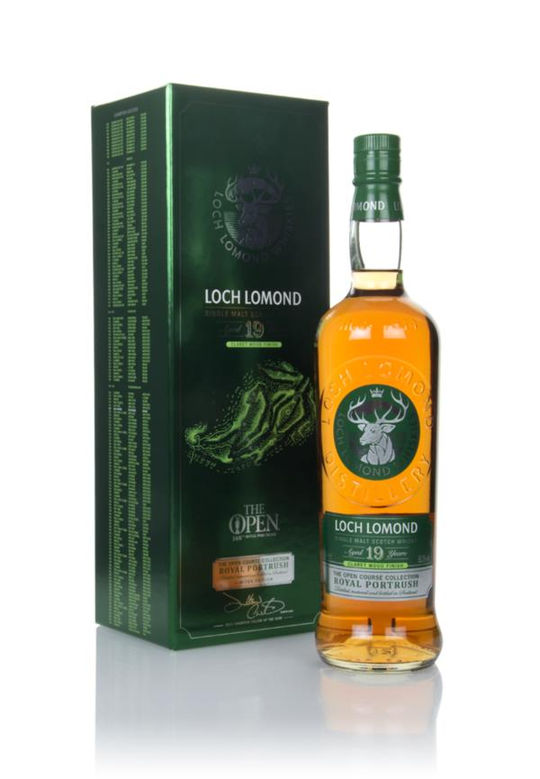 Loch Lomond 19 Year Old - Open Course Collection - Royal Portrush Single Malt Whisky