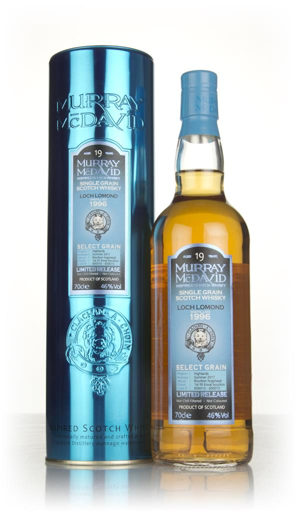Loch Lomond 19 Year Old 1996 (casks 600010 - 600015) - Select Grain (M Grain Whisky