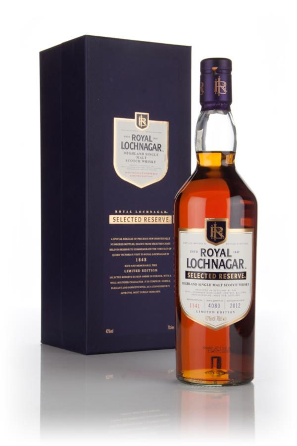 Royal Lochnagar Selected Reserve (bottled 2012) 3cl Sample Single Malt Whisky