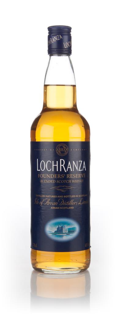 Lochranza Founders Reserve - 90s Blended Whisky