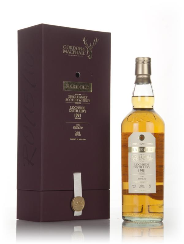 Lochside 1981 (bottled 2015) (Lot No. RO/15/10) - Rare Old (Gordon & M Single Malt Whisky