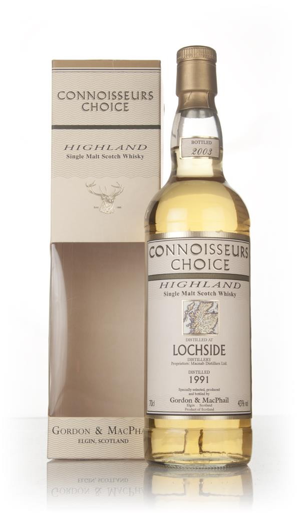 Lochside 1991 (bottled 2003) - Connoisseurs Choice (Gordon & MacPhail) Single Malt Whisky