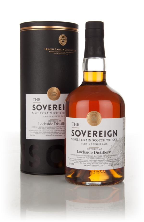 Lochside 52 Year Old 1963 (cask 11835) - The Sovereign (Hunter Laing) Grain Whisky 3cl Sample