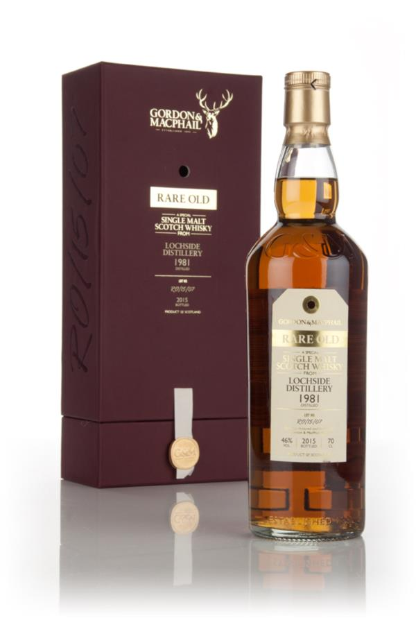 Lochside 1981 (bottled 2015) (Lot No. RO/15/07) - Rare Old (Gordon & M Single Malt Whisky