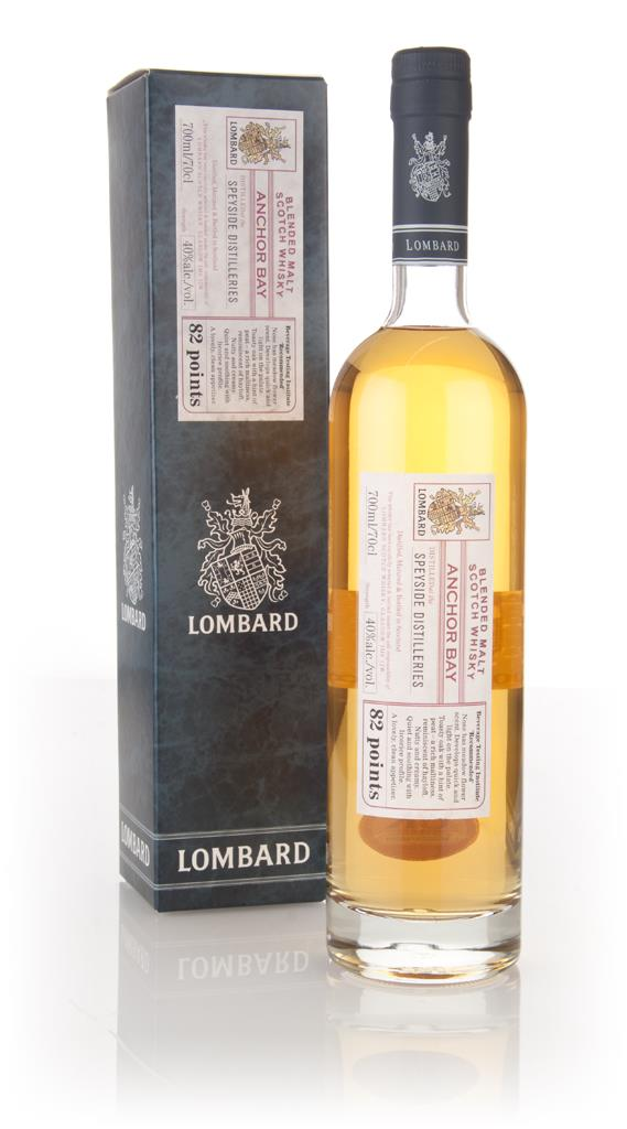 Lombard Anchor Bay Blended Whisky
