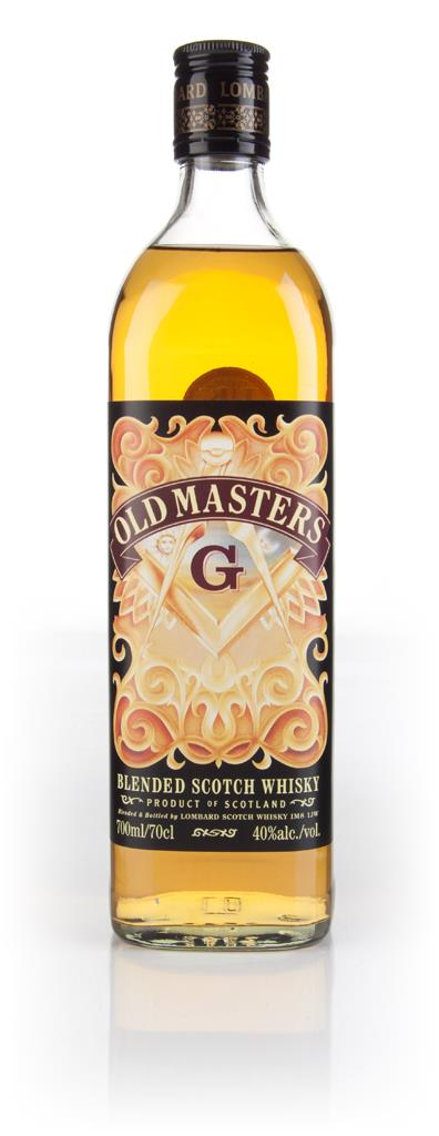 Old Masters Blended Scotch Blended Whisky