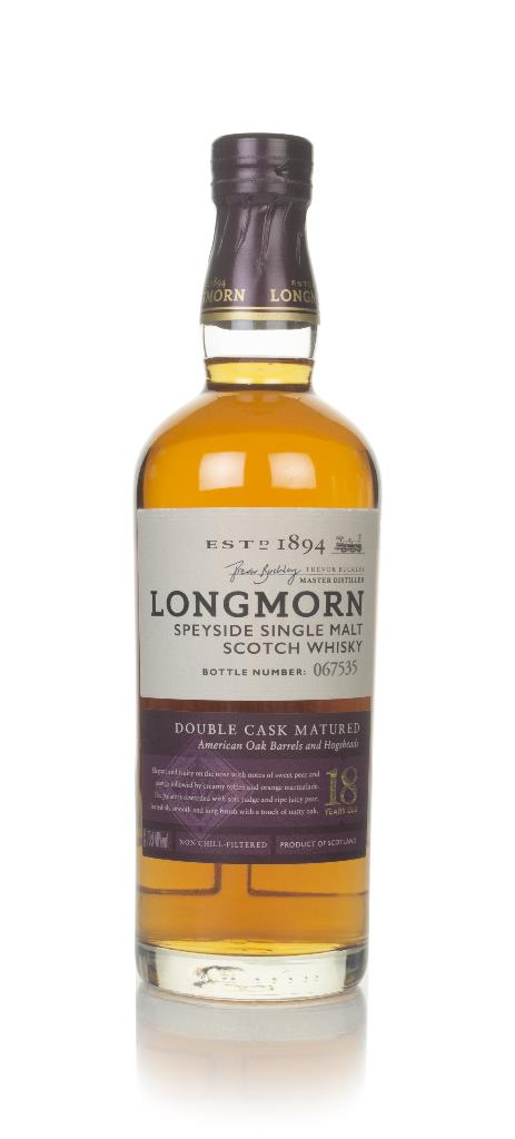 Longmorn 18 Year Old - Secret Speyside Collection Single Malt Whisky