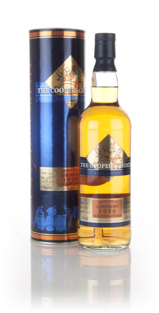 Longmorn 19 Year Old 1996 (cask 4519) - The Coopers Choice (The Vintag Single Malt Whisky