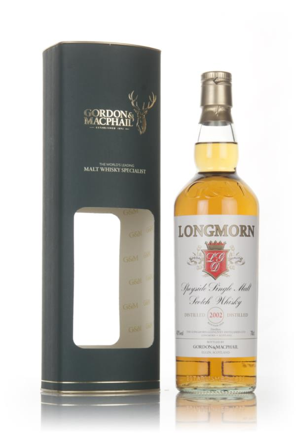 Longmorn 2002 (bottled 2016) - Gordon & MacPhail Single Malt Whisky