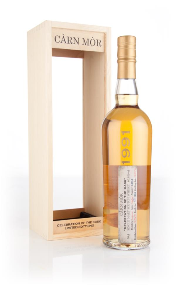 Longmorn 24 Year Old 1991 (cask 54954) - Celebration Of The Cask (Carn Single Malt Whisky 3cl Sample