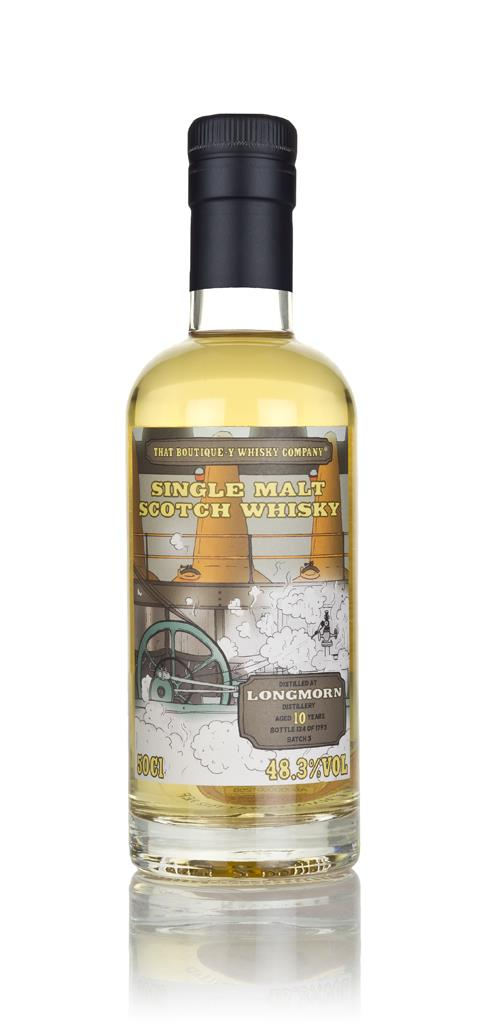 Longmorn 10 Year Old (That Boutique-y Whisky Company) Single Malt Whisky