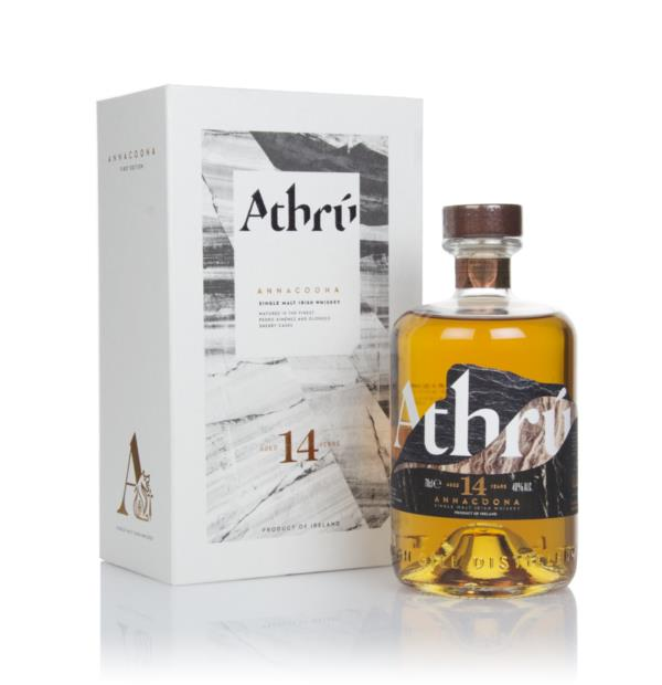 Athru 14 Year Old Annacoona Single Malt Whiskey