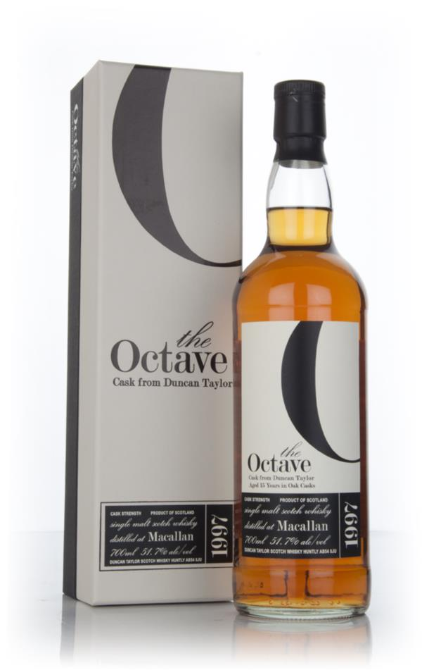 Macallan 15 Year Old 1997 (cask 724713) - The Octave (Duncan Taylor) 3 Single Malt Whisky 3cl Sample