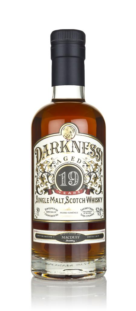Darkness! Macduff 19 Year Old Pedro Ximenez Cask Finish 3cl Sample Single Malt Whisky