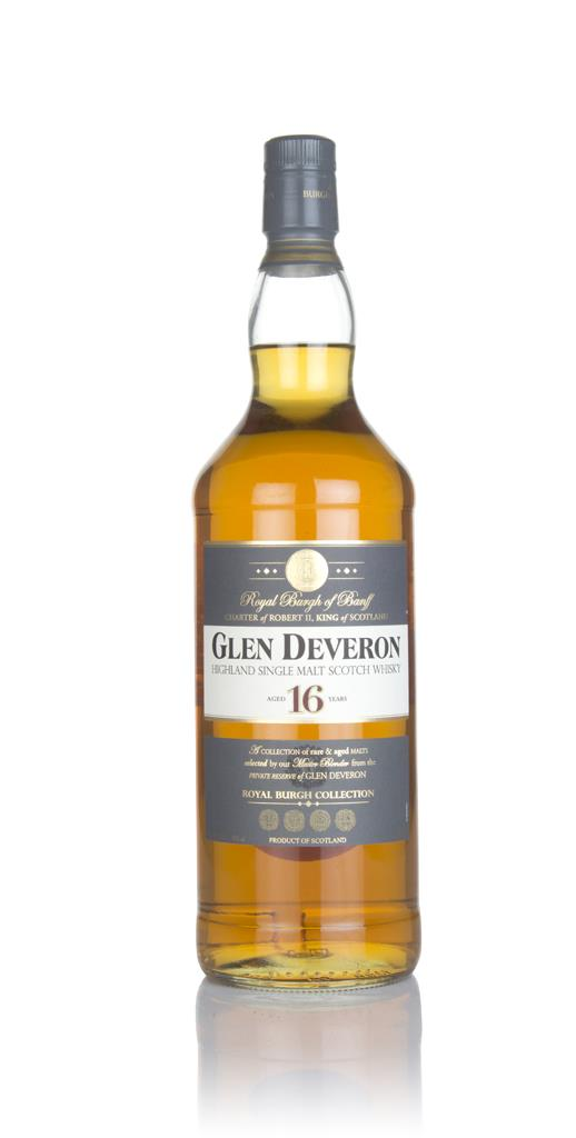 Glen Deveron 16 Year Old - Royal Burgh Collection Single Malt Whisky