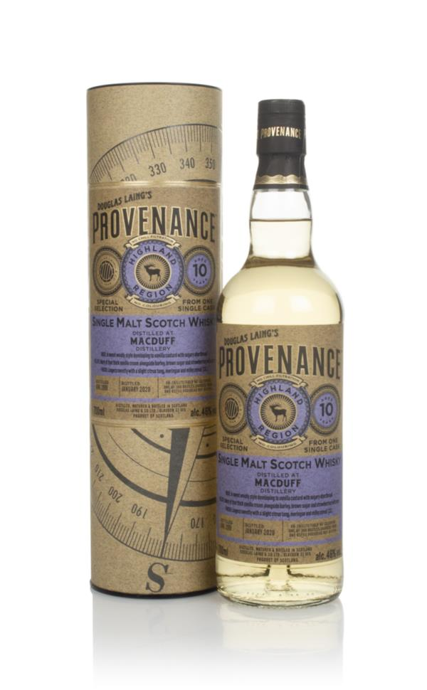 Macduff 10 Year Old 2009 (cask 13798) - Provenance (Douglas Laing) Single Malt Whisky