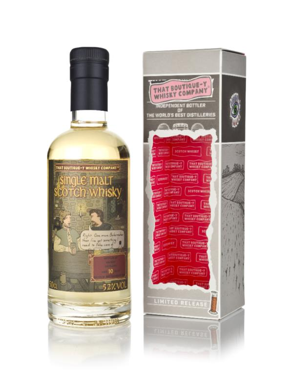Macduff 10 Year Old (That Boutique-y Whisky Company) Single Malt Whisky