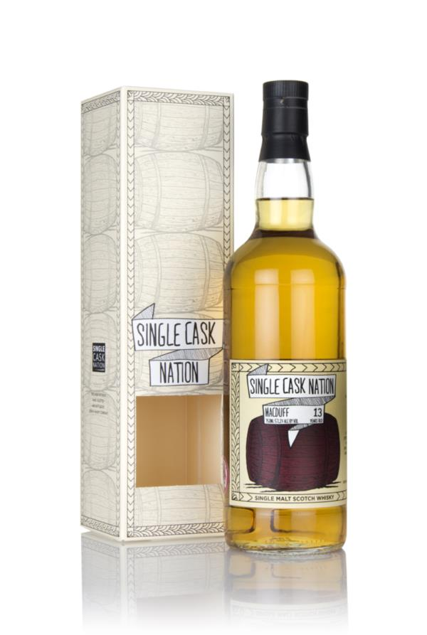 Macduff 13 Year Old 2003 (Single Cask Nation) Single Malt Whisky