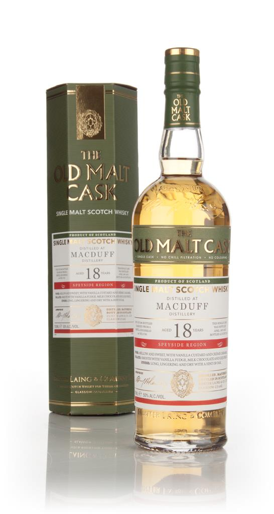 Macduff 18 Year Old 1997 (cask 11785) - Old Malt Cask (Hunter Laing) Single Malt Whisky