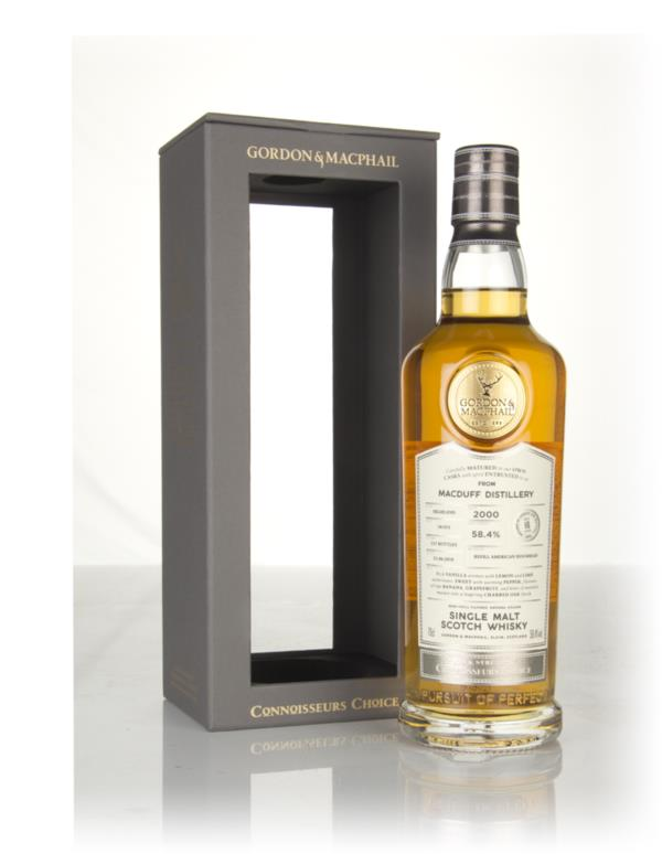 Macduff 18 Year Old 2000 - Connoisseurs Choice (Gordon & MacPhail) Single Malt Whisky